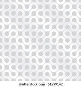 White flow background (editable seamless pattern)