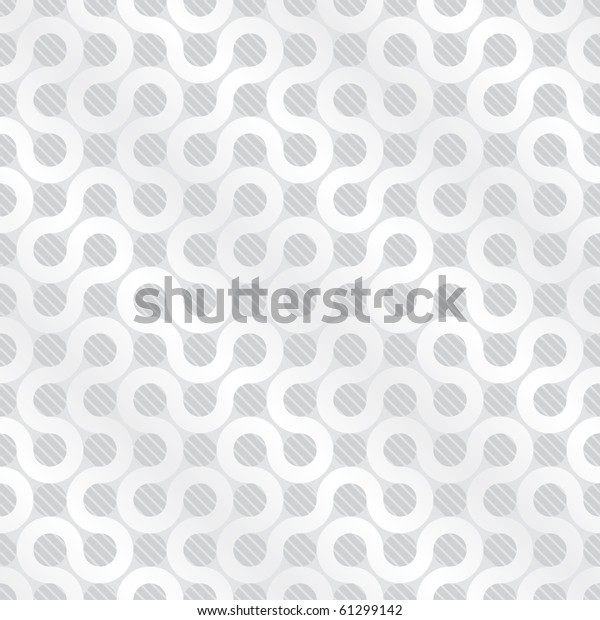 White flow background (editable seamless pattern)