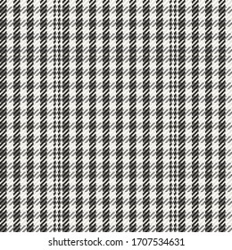 white and gray gingham cloth background with fabric texture. Seamless fabric texture. Suits for Decorative Paper, covers packaging and gift wrap. No gradient. No transparent. vector EPS10.