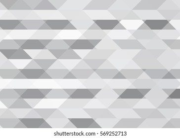 White and Gray Grid Mosaic Background, Creative Design Templates