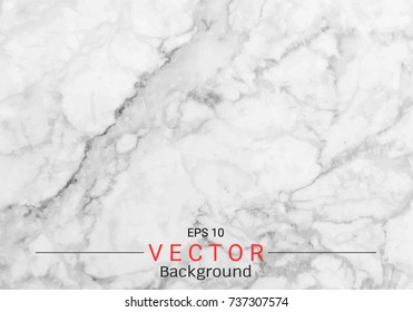 White gray marble texture, Vector pattern used to create surface effect for your design product such as background of various greeting cards or architectural and decorative.