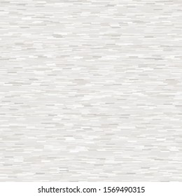 White Gray Marl Heathere Texture Background. Faux Cotton Fabric with Vertical T Shirt Style. Vector Pattern Design. Light Steel Grey Triblend for Textile Space Dyed Effect. Vector EPS 10 Tile Repeat.