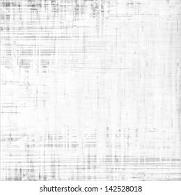 white grunge texture, vector background