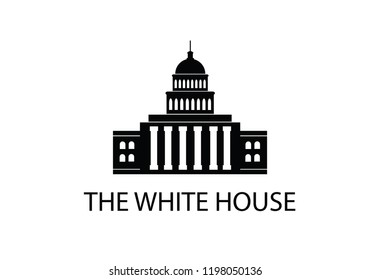 The White House Washington D.C. building USA architecture