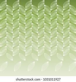 white leaf vines