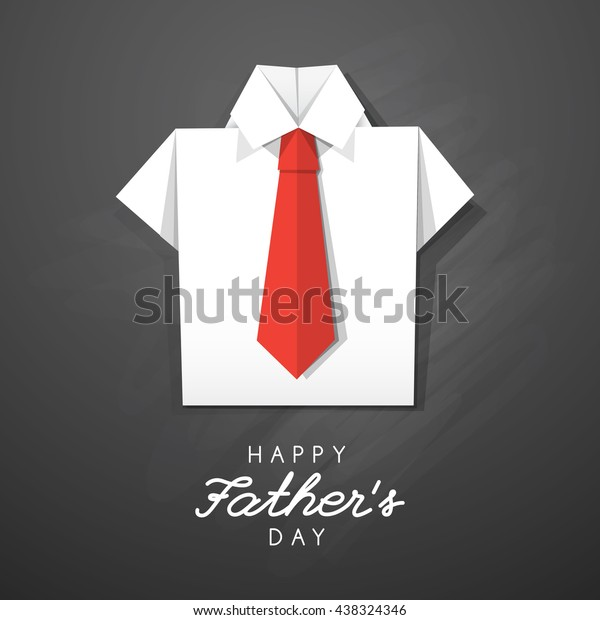 Father's Day Special] How To Make Origami Shirt & Tie - YouTube   620x600