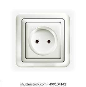 White outlet