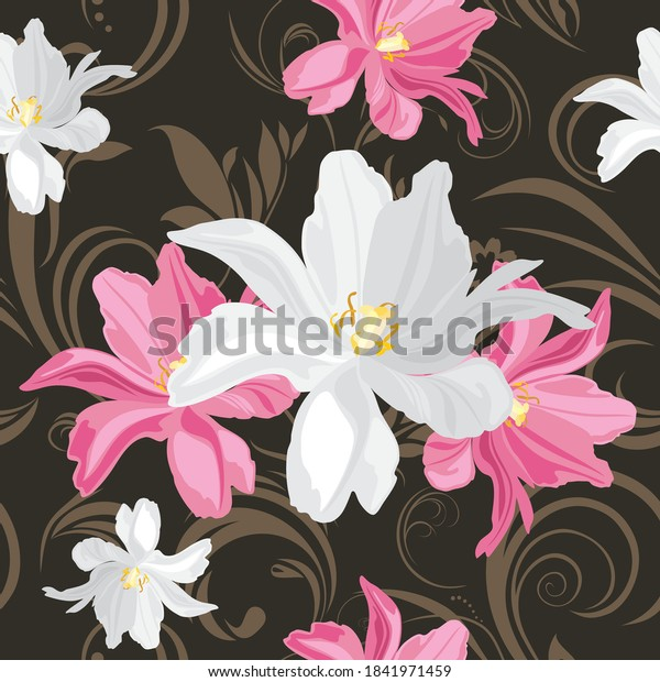 white-pink-tulips-on-ornamental-600w-184