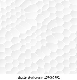 White seamless background with pattern included, eps10 vector