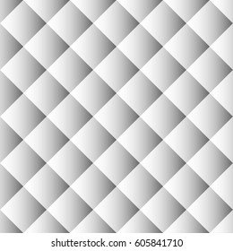 White Sofa seamless pattern