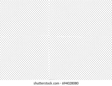 white textile background vector illustration