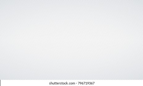 White texture, seamless striped pattern. Vector background.