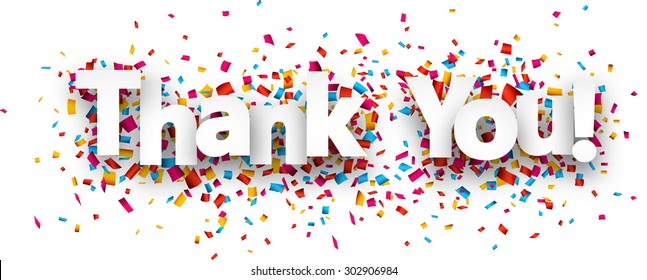 Thank You Images, Stock Photos & Vectors | Shutterstock