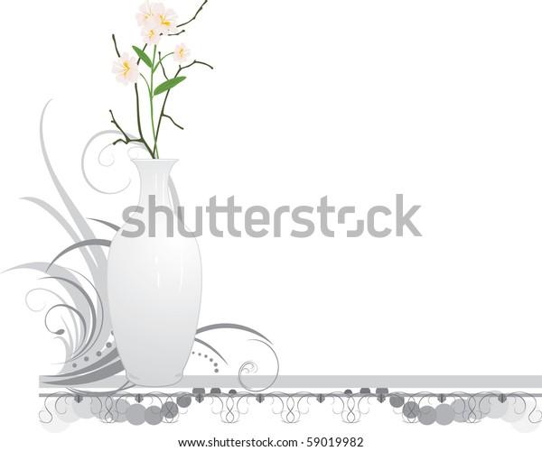 white-vase-bouquet-flowers-decorative-60