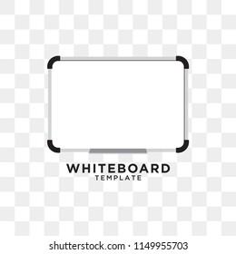 Whiteboard graphic design template