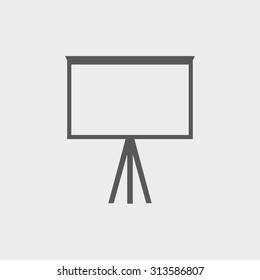 Whiteboard Icon