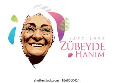 Zübeyde Hanım who is Mustafa Kemal Atatürk's mother.