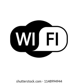 Wi fi sign vector icon.