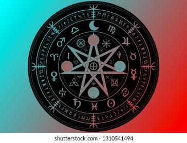 Vectores, imágenes y arte vectorial de stock sobre Celtic Witch