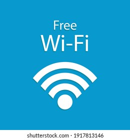 wifi background vector,Can be used for web, print and mobile