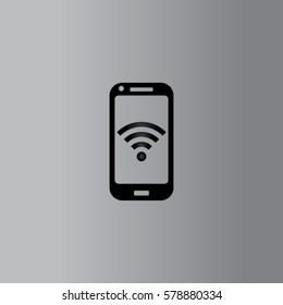 Wifi connection vector  icon