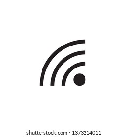 wifi wireless icon vector
