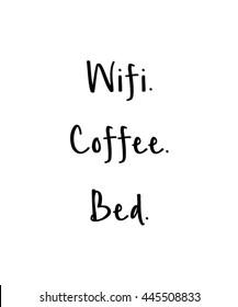 writing coffee slogan stock images photos vectors