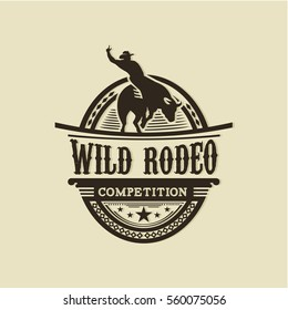 Wild Rodeo Competition