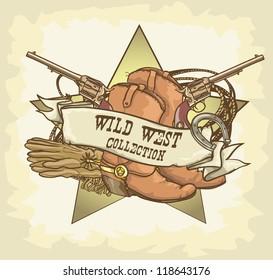 Wild West design