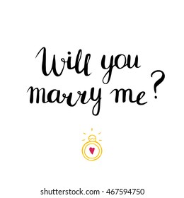 Will You Marry Me Images, Stock Photos & Vectors | Shutterstock