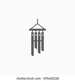 wind chime icon