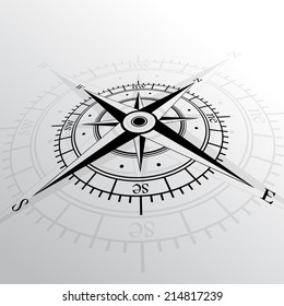Wind rose. Wind rose isolated. Background with wind rose. Black wind rose. Wind rose wallpaper. Wind rose company. Logo with wind rose
