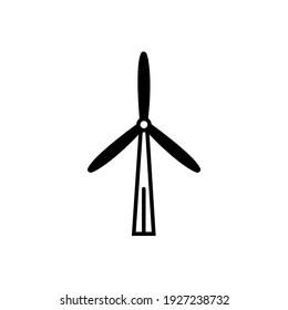 windmill icon ,logo icon vektor symbol symple design