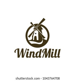 Windmill Logo Design