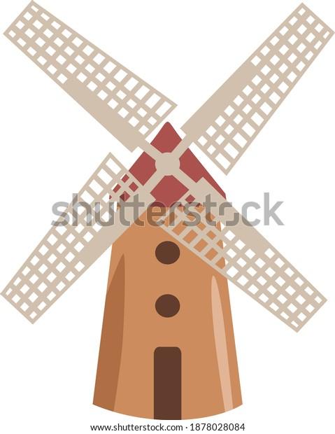 windmill-on-white-background-flat-600w-1