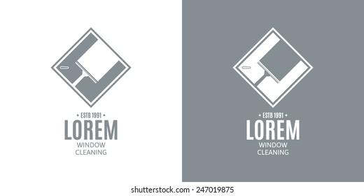 Ilustraciones, imágenes y vectores de stock sobre Window Cleaning