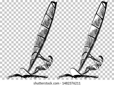 Planche A Voile High Res Stock Images Shutterstock