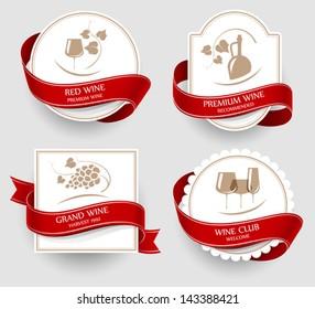 Wine emblems