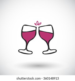 cartoon red wine glass images stock photos vectors shutterstock rh shutterstock com cartoon wine glass png cartoon wine glass clip art