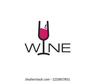 Wine Logo Template