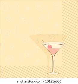 wineglass frame