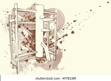 Immagini Foto Stock E Grafica Vettoriale A Tema Wing Chun