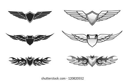 Winged Awards Set