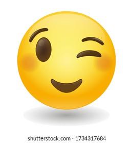 Smiley zwinkernder 48+ Fakten