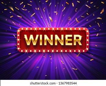 Winner Images, Stock Photos & Vectors | Shutterstock