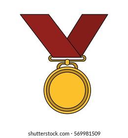 winner medal icon