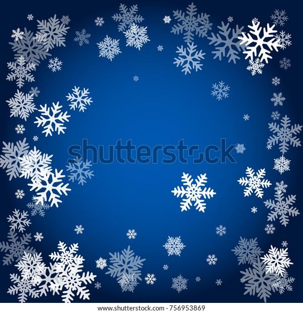 vector de stock libre de regalías sobre winter card