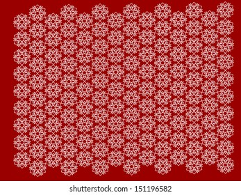 Winter christmas vector graphics, this graphic has patterns and christmas elements