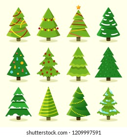 Christmas Tree Images Stock Photos Vectors Shutterstock