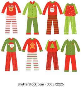 winter sleeping clothes